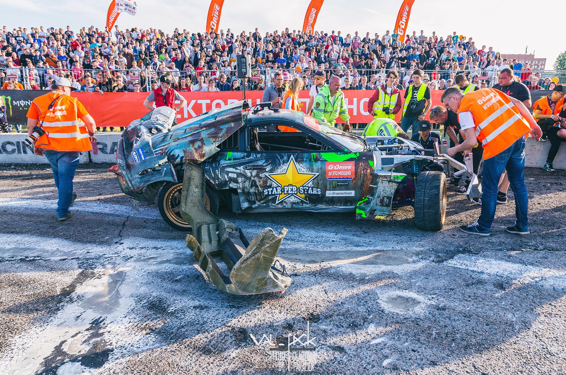 авария на трассе Минск
