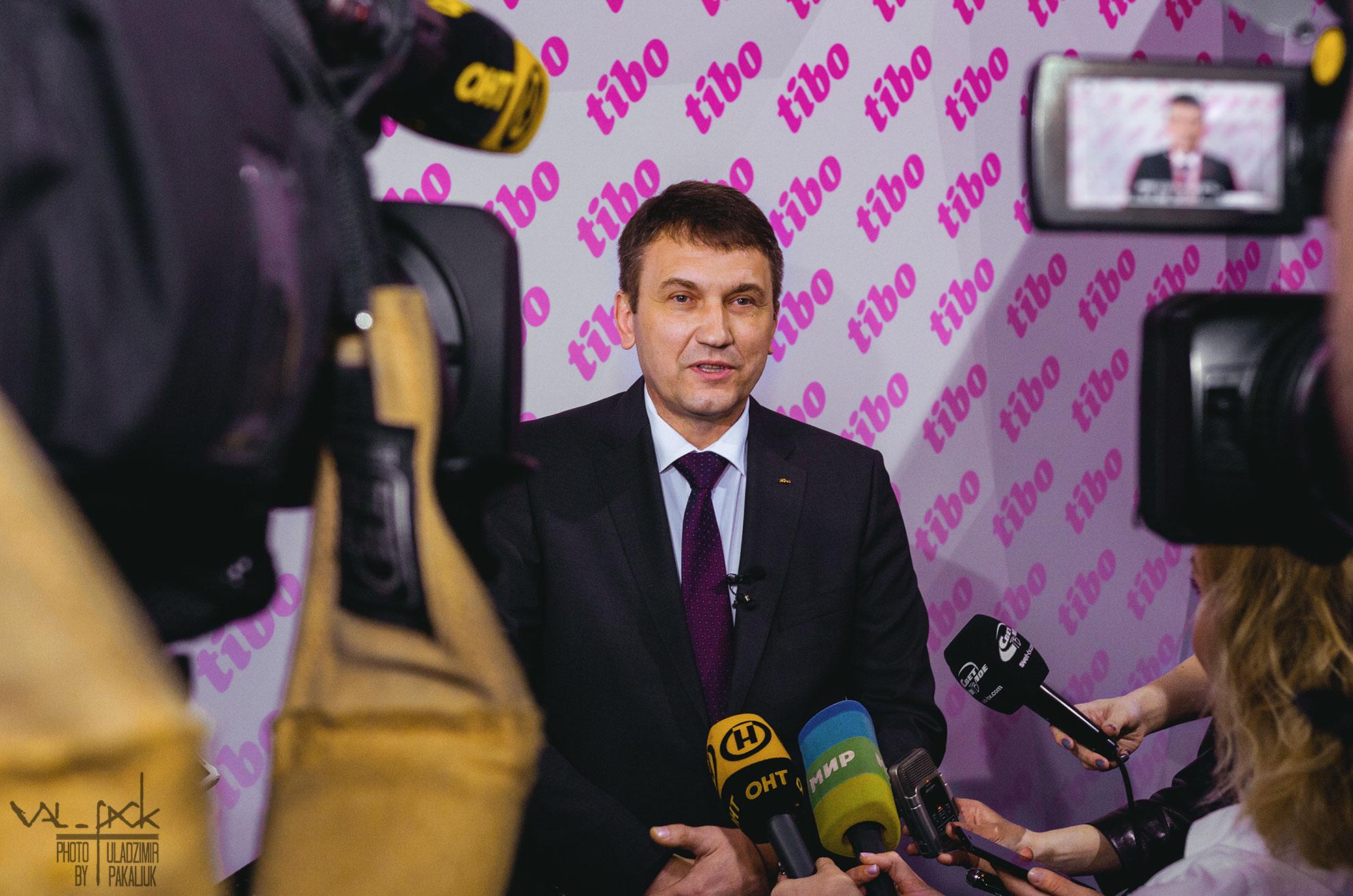Министр связи и информатизации Республики Беларусь Константин Шульган фотограф Минск